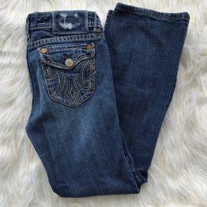 MEK DNM Oaxaca Boot Cut Jeans